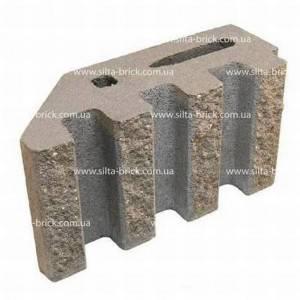 блоки для заборов силта брик декор
