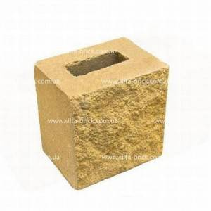 блоки для заборов силта брик полублок