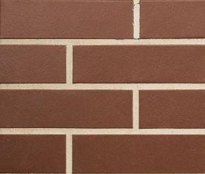 керамический кирпич коричневый стена