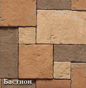 декоративный камень Бастион