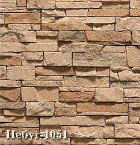 декоративный камень Небуг 1051